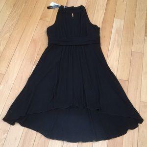 Spense High-Low Dress